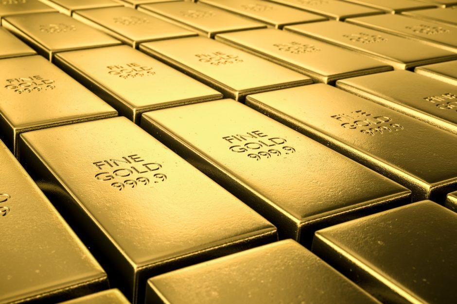 """Goldpreis: """"Luft"""" zunächst bis 1.560 US-Dollar"""