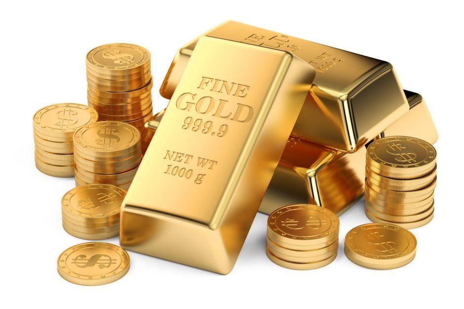 Gold glänzt etwas weniger