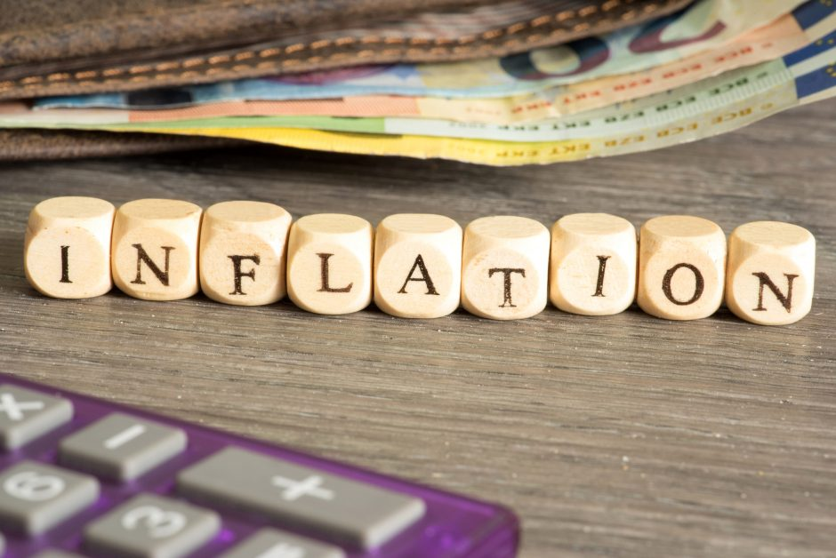 Euro-Inflation fällt auf 1,2%