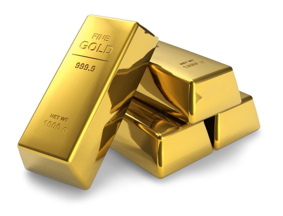 Gold vom Zinsanstieg belastet