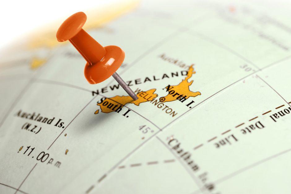 Neuseeland: Leitzins kräftig gesenkt, Kiwi gibt nach