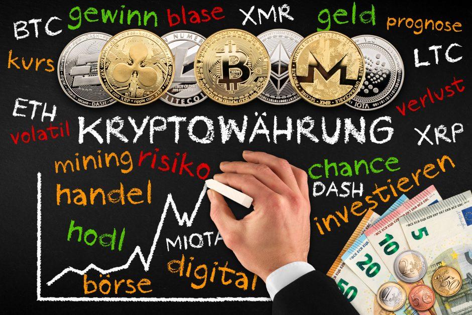 Bitcoin und Co. sind im Alltag angekommen